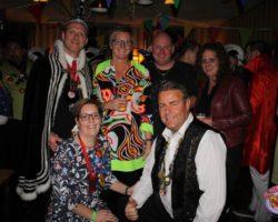 Foto's bezoek bij De Deursackers in Benningbroek