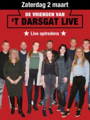 De Vrienden van 't Darsgat Live