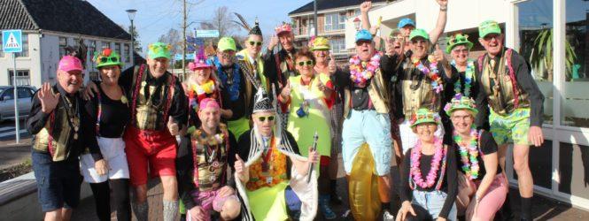 Foto's Foute Beach Party bij Opstap