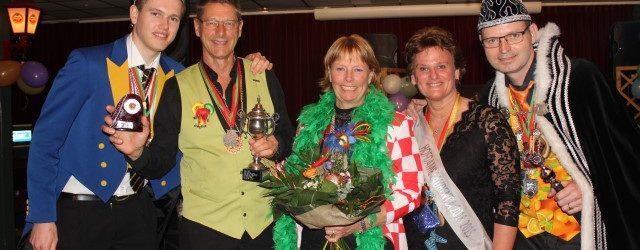Beker van Verdienste Nico van Langen