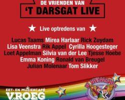 22 februari: Vrienden van 't Darsgat Live