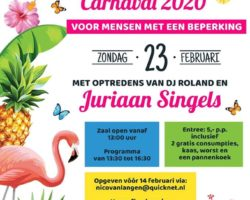 23 februari: Tropical Party